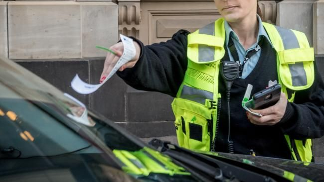 Parking fine: Melbourne woman to pay $93, for parking in her driveway