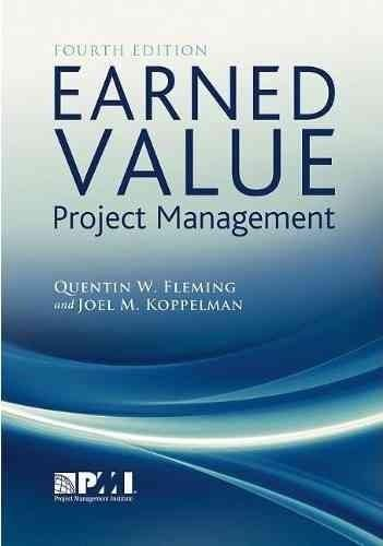 Presents an introduction to earned value management techniques, discussing how…