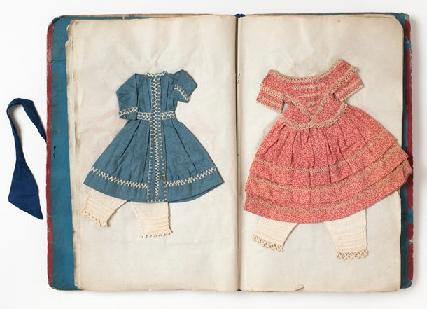 Ellen Mahon's sampler book - Victoria and Albert Museum