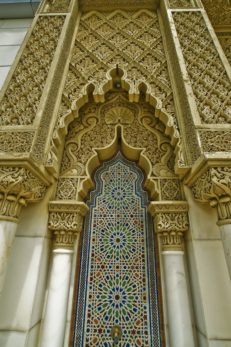 This is just exquisite! The Morrocan Pavillian in Putrajaya, Malaysia | Islamic Arts and Architecture