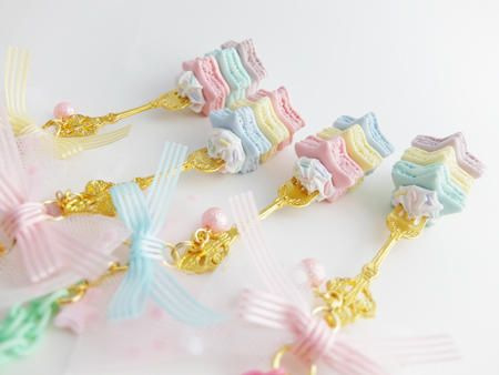Pastel Sweets Deco decorations