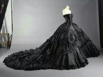 siyah gelin