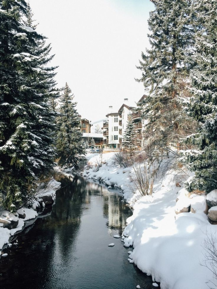 Travelogue: Vail, Colorado - Hither & Thither