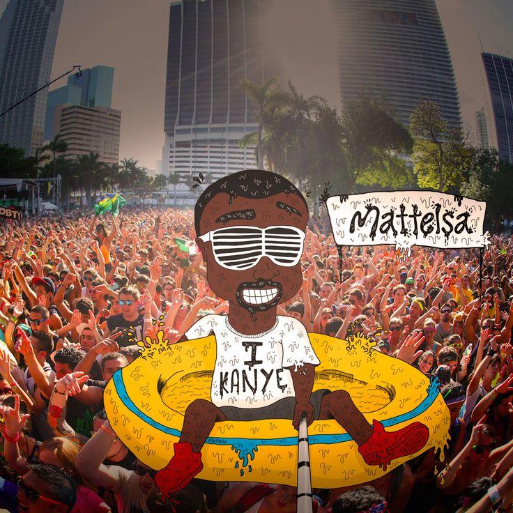 Adventures of #KanyeWest #Mattelsa | www.mattelsa.net
