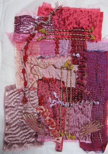 Fabric Collage 4