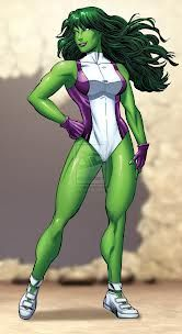 she hulk costume - Google Search