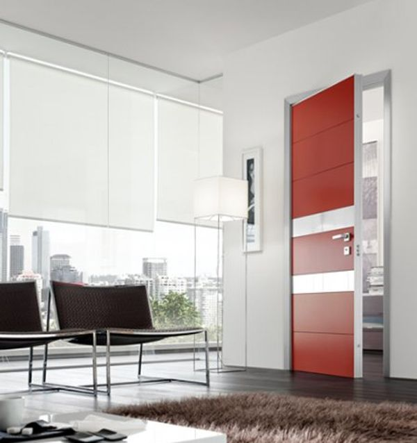 Modern Doors: Best Choice iDoor Collections by Oikos