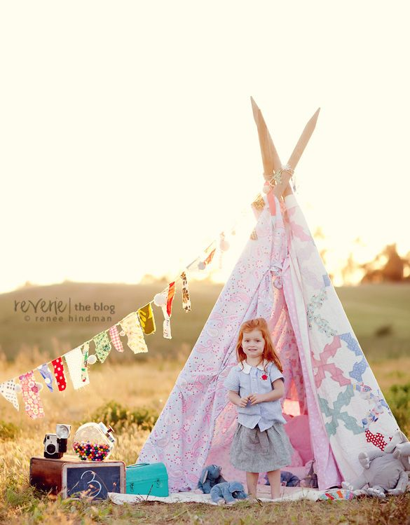 Quilt Teepee, amazing!: Kids Minis Session, Photography Minis Session, Minis Session Ideas, Teep Minis Session, Teepees Kids Photography, Glamping Minis Session, Session Photography, Photography Inspiration, Minis Photos Session Ideas