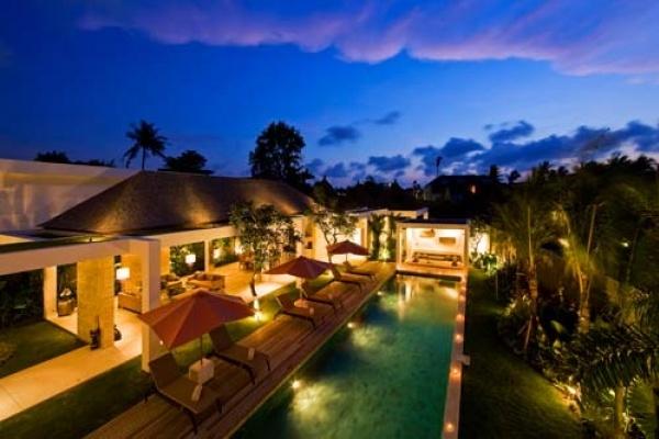 Luxury Casa Brio Villa in Seminyak, Bali