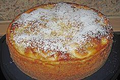 Apfel - Schmand Kuchen 1
