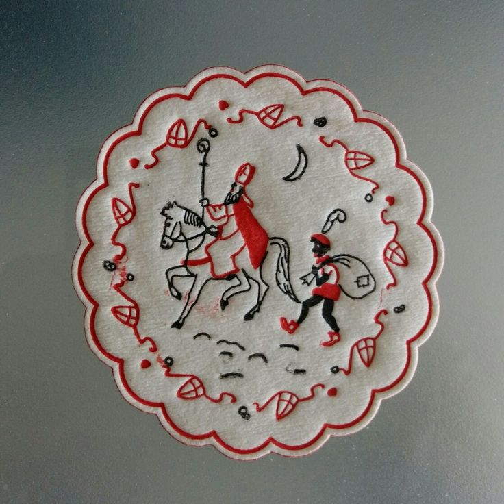 Sinterklaas  (druppelvanger)