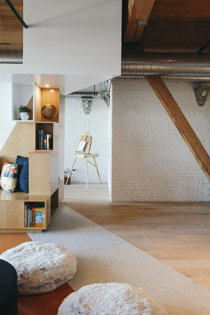 Writers Block Apartment, Los Angeles / CHA:COL