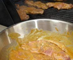 Schnelle Grill-Marinade
