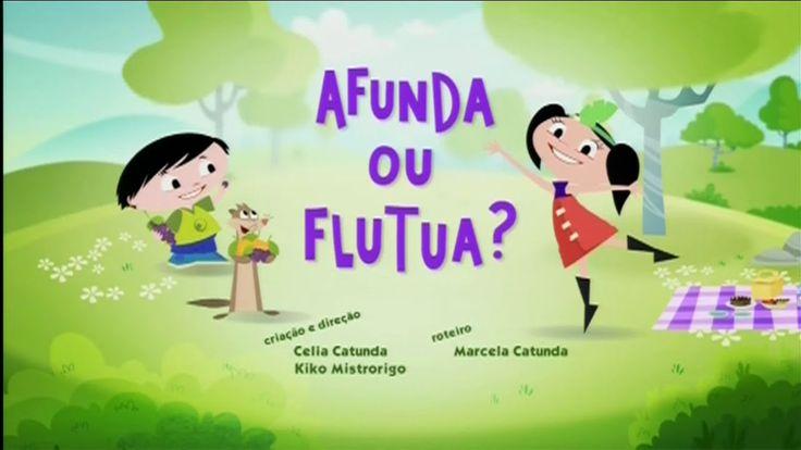 Afunda ou flutua - Show da Luna!
