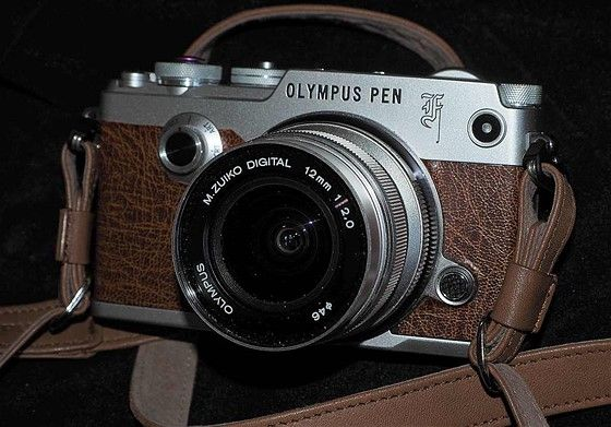 Pen-F: Which Are You Getting? Black or Silver?: Micro Four Thirds Talk Forum…