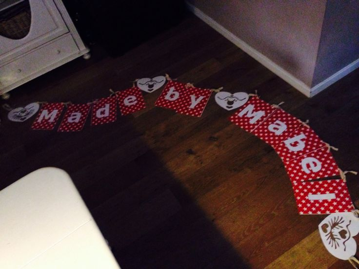 Home Made banner