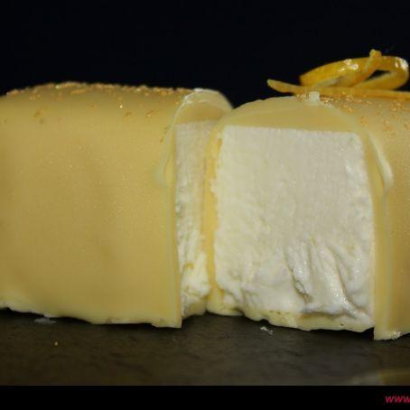 Mousse de Chocolate Blanco y Almendras