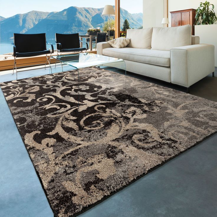 Protect Your Floor From Damage By Adding This Orian Rugs Yonder Multi  Indoor Or Outdoor Area Rug.