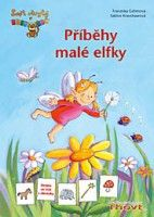 Příběhy malé elfky, doporučené knihy pro 1.čení, nakl. Thovt,  EDICE: Svět ukrytý v abecedě, Zkusíme číst spolu, Zkusím číst sám,