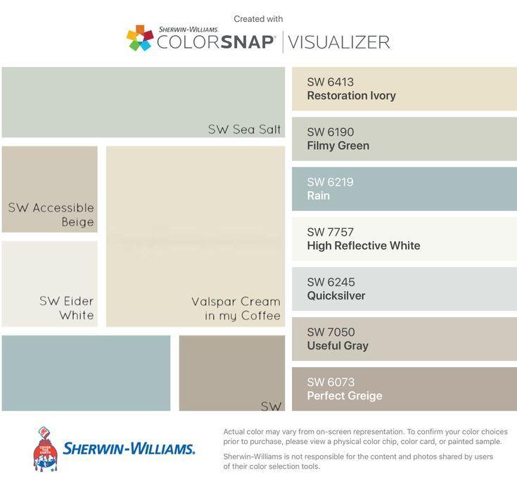 Die besten 25+ greige Farbe Ideen auf Pinterest Greige - wandfarbe mischen beige