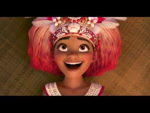 """Moana Featurette """"The Way To Moana"""" (2016) New Disney Animation Movie HD - YouTube"""