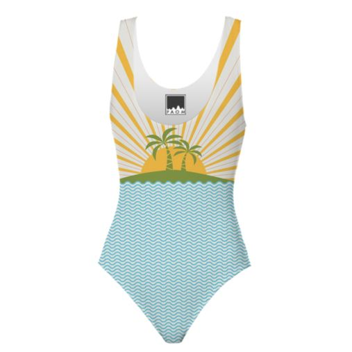 #fimbis #Printalloverme #PAOM #swimsuit #onepiece #sun #paradise #palmtree #style #cute #blue #fashionblogger #star #fashion #pink #poolwear #swimwear #summer #holidays #vacation #green #yellow #nautical #sunrise #sunshine #water