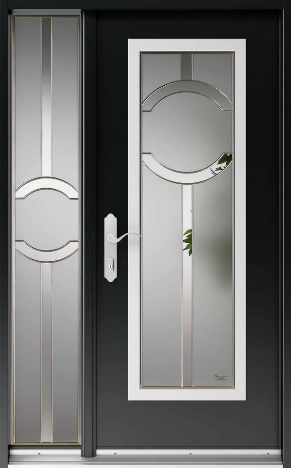 Vitraux - Portes extérieures- UNTTLD - Orion #623
