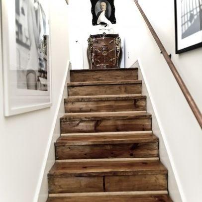 Reclaimed Douglas Fir Flooring color - similar to SamaN Antique Walnut?