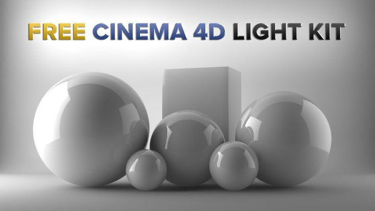 Light Kit Infinite is a Cinema 4D Light kit with custom lights & studios designed to create realistic renders in a fast & easy way. Optimized for quality & speed. Created for all user levelsDownload: Lightkit Infinite Demo: