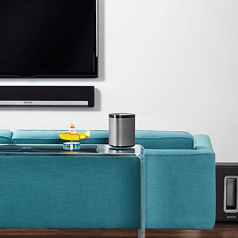 Buy Sonos PLAY:1 Wireless Music System Online at johnlewis.com