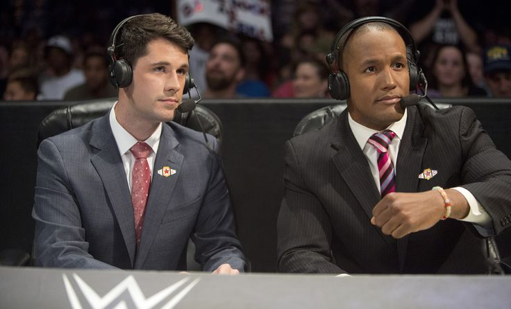 Penn State alumnus builds broadcasting career with WWE