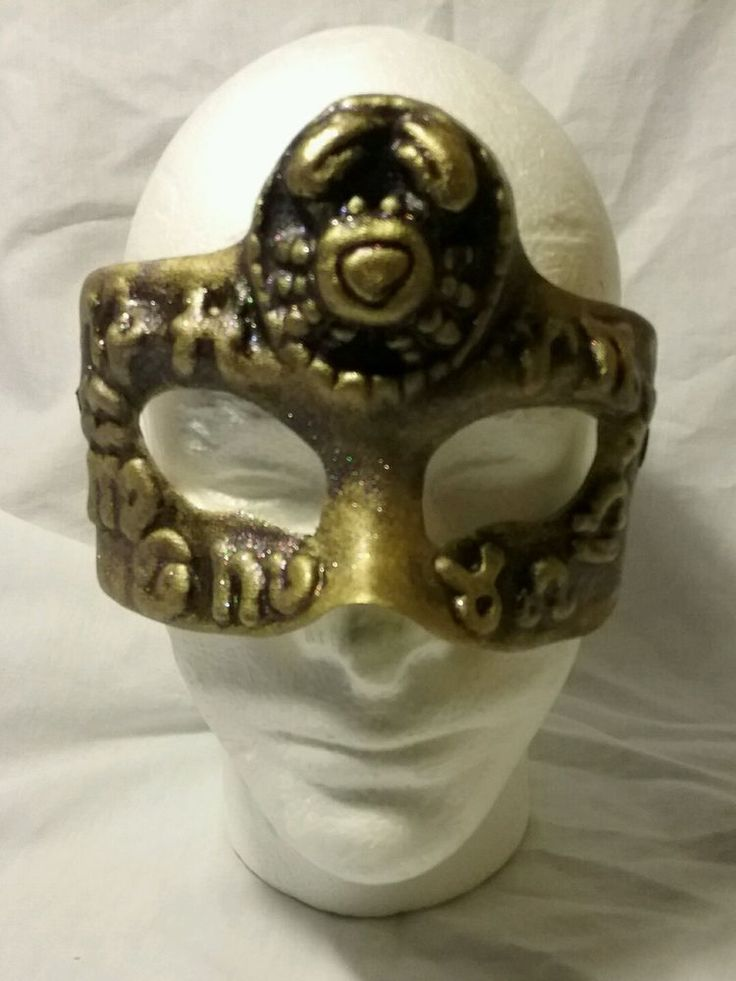 Cancer Party Mask