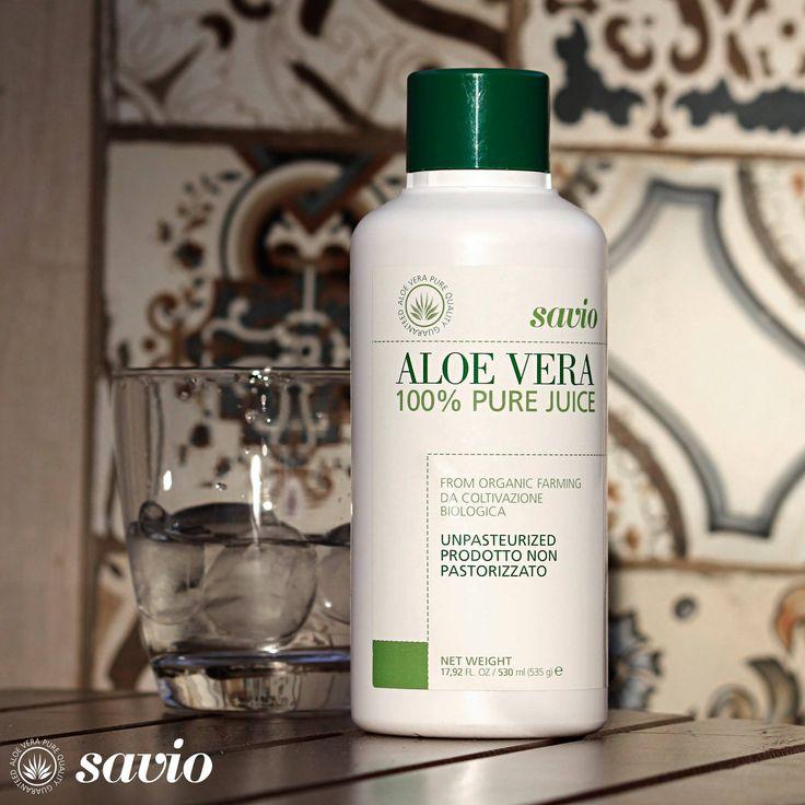 Being in good shape can brighten the gloomiest of days! SAVIO 100% Pure Aloe Vera Juice can help you get in your best shape! #savio #aloevera #beauty #aloeverajuice #health www.saviocosmetics.com