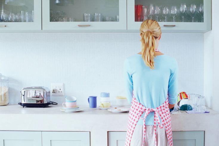 Πώς θα κάνετε το σπίτι σας να φαίνεται τακτοποιημένο στα γρήγορα