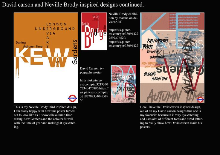 A1 Graphics, page 27 David Carson and Neville Brody inspired designs