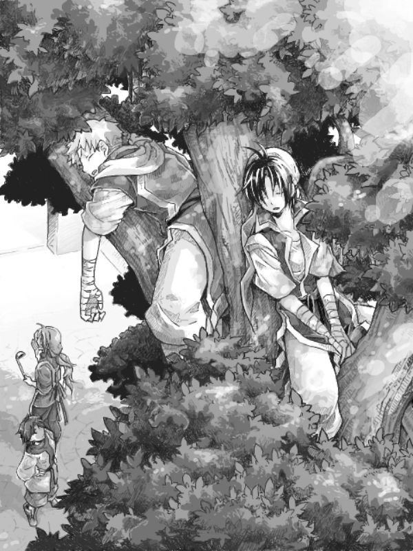 Suikoden - Ted and Tir McDohl