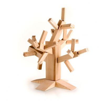 Drzewko puzzle // WellDone Dobre Rzeczy