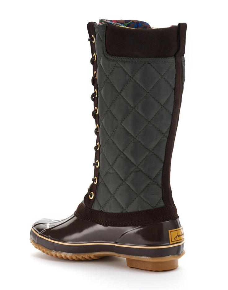 Lace Up Muck Boots - Boot Hto