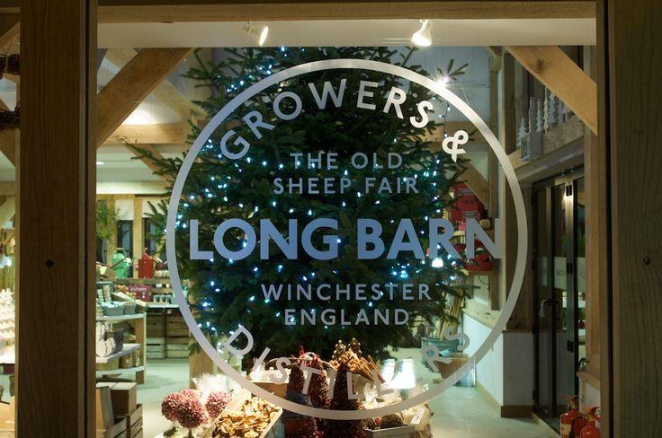 Christmas at Long Barn