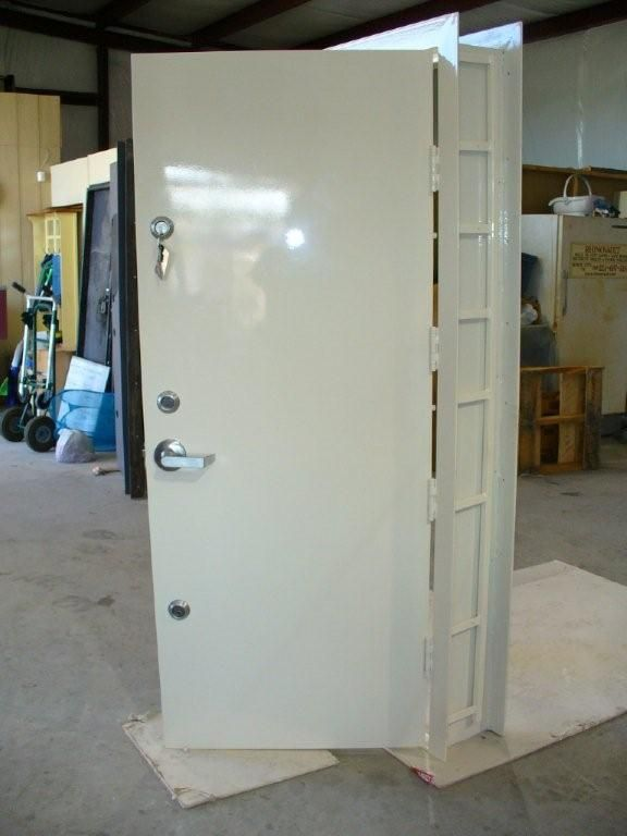 1000 ideas about safe room doors on pinterest safe room for Custom safe rooms