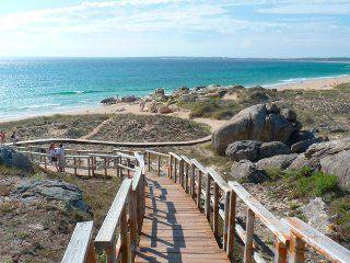 Alquiler vacaciones primera l��nea Galicia - Niumba