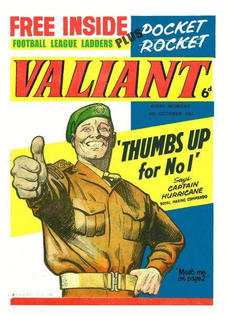 Valiant No.1 - 6th October 1962