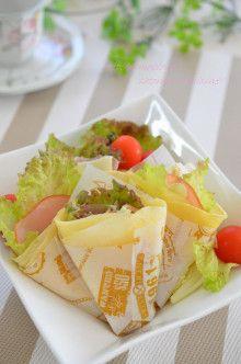 ランチに可愛い♡米粉クレープでお食事クレープ| SATOMIWAのよくばりキッチン