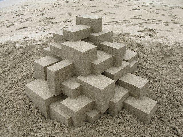 Grains Of Sand by Calvin Seibert