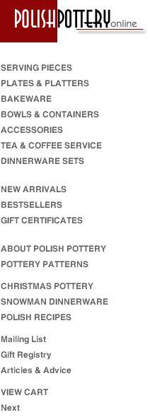 Christmas Pottery | Christmas Dinnerware | Holiday Dinnerware Sets