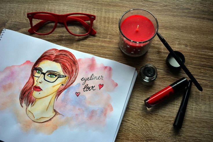 Machiajul perfect pentru fetele care poartă ochelari