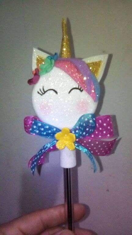 Unicornio Unicor Unicorn Crafts Unicorn Birthday Y Unicorn