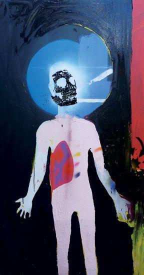 Robert '3D' Del Naja ( Massive Attack )