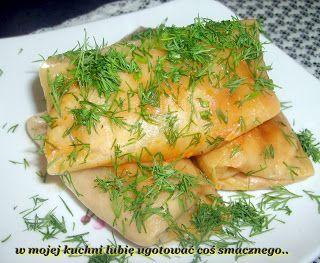 W Mojej Kuchni Lubię..: gołąbki ryżowo-drobiowe...