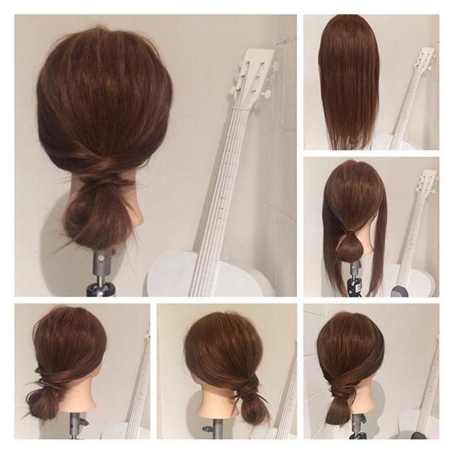 必要なのはヘアゴムだけ 不器用さんもできる簡単で可愛いヘアアレンジ
